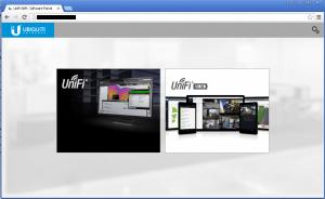 Install UniFi NVR Controller Software