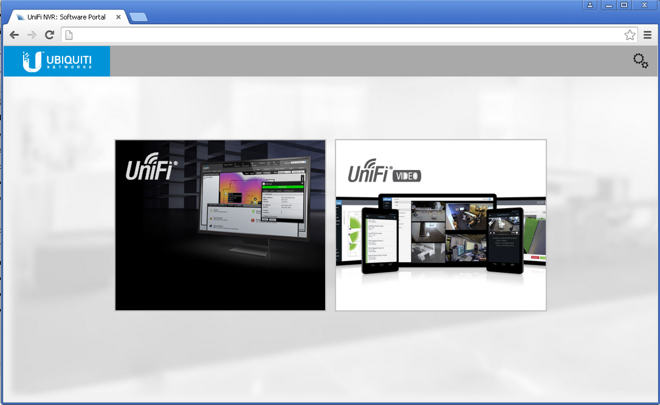 UniFi – Install the controller software on the UniFi-Video NVR